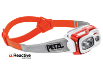 PETZL SWIFT RL 900 LUMENS CORAL