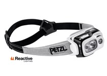 PETZL SWIFT RL 900 LUMENS PRETO
