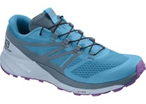 Salomon SENSE RIDE 2 W CYAN BLUE