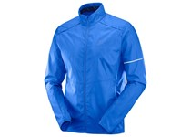 Salomon AGILE WIND JKT M NAUTICAL BLUE