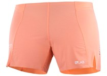 Salomon S/LAB SHORT W PAPAYA