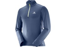 Salomon AGILE WARM HZ MID M DRESS BLUE