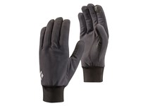 BLACK DIAMOND LIGHTWEIGHT SOFTSHELL GLOVES