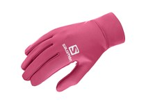 Salomon AGILE WARM GLOVE U BEET RED