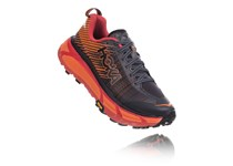 HOKA ONE ONE EVO MAFATE 2 BLACK POPPY