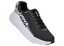 HOKA ONE ONE RINCON 2 BLACK/WHITE